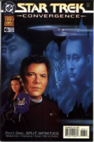 Star Trek & The Next Generation: 1995 Annuals 'Convergence' - Full Set of 2 Comics